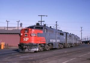 SP 6027 8-8-64 Oakland GE Lloyd