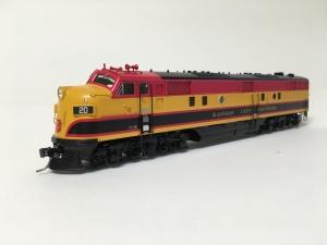 KCS UTI 5352-1
